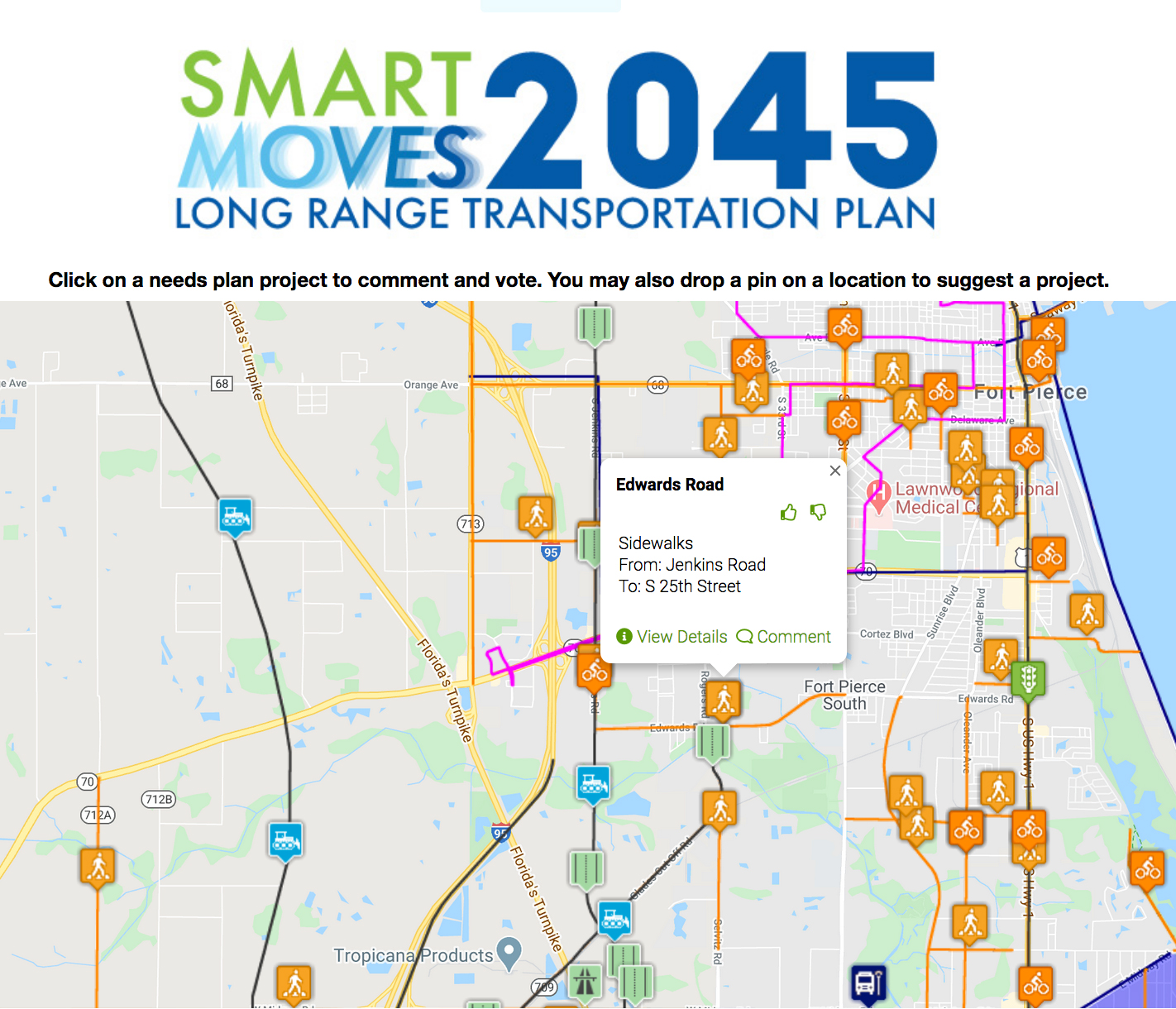 Community Remarks Smart Moves 2045