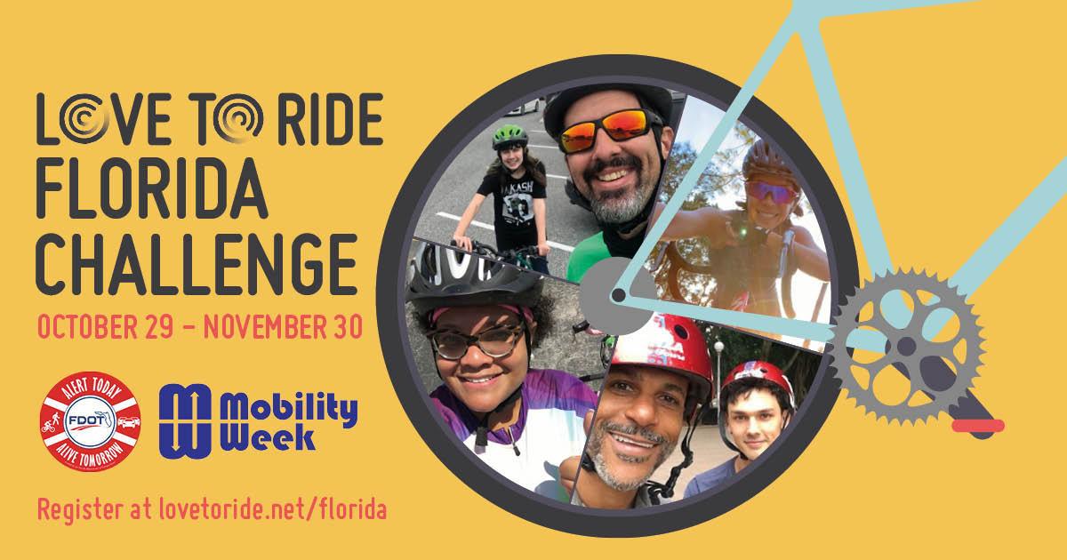 Love To Ride Florida Challenge